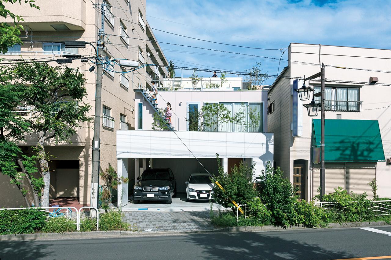 ガーデン/ハウス