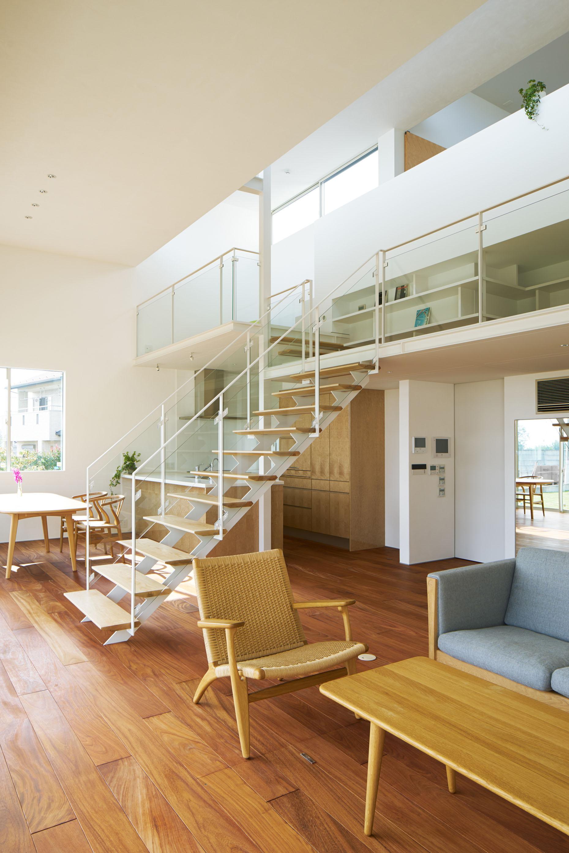 甲斐の家 / House in Kai